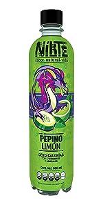 Nikte Pepino Limón 500ml