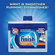 Finish JetDry Rinse Aid dishwasher dishwashing dish detergent Dual Action Cleaner Hard Water Booster