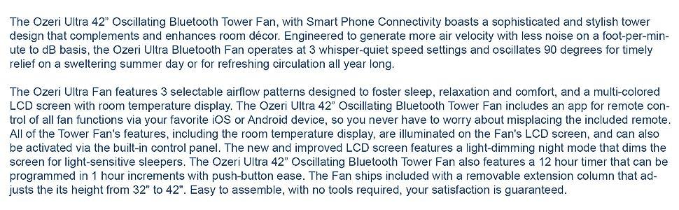 noiseless fan; home fan; office fan; slim fan; fresh air blower; oscillating airflow; quiet fan