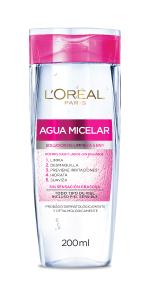 agua micelar, micelar, agua micelar garnier, desmaquillante, limpiador facial, misear