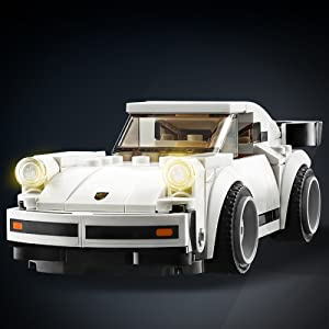 Speed Champions 1974 Porsche 911 Turbo 3.0 Giocattolo Multicolore 75895 LEGO