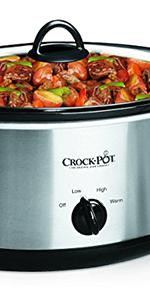 Pressure Cooker, Slow Cookers,