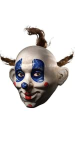 The Joker Henchman Costume Mask