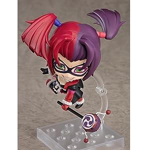 Good Smile Batman Ninja: Harley Quinn (Sengoku Edition) Nendoroid Action Figure