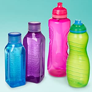 Sistema Hydrate Bottle Group
