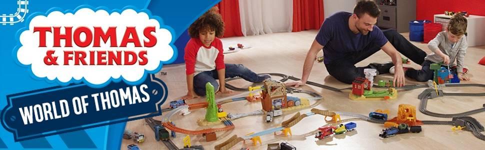 Thomas & Friends TrackMaster Turbo Thomas Pack