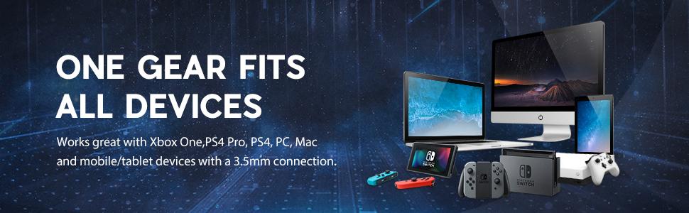 Amazon.com: Modohe NUBWO - Auriculares de diadema para Xbox ...
