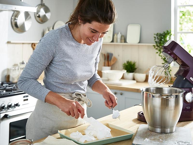 Kenwood food and baking machines