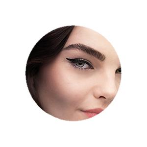 step 1, eye catching, liner