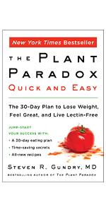 Plant Paradox Quick & Easy