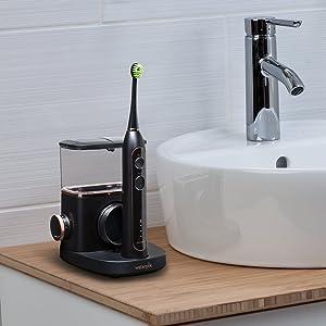 sonic elektrikli diş fırçası sonicare diamondclean waterpick water pick pik pic su pensesi