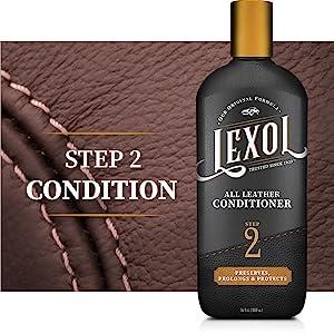 Lexol Step 2 Condition