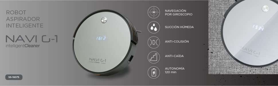sogo, robot, aspirador,vacuum, cleaner, intelligent