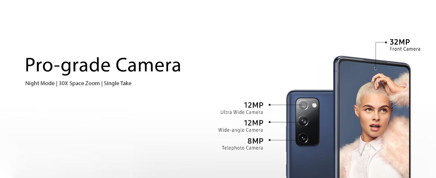 pro grade camera