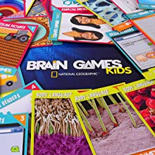 Brain Games Logo and Cards