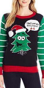 Women Christmas Sweater 1