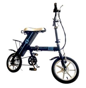 Helliot Bikes - NEO. Bicicleta eléctrica plegable ...