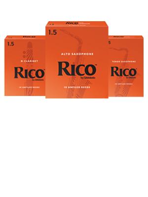 Rico RJA0320 - Cañas para Saxo Alto Rico, Resistencia de 2.0 ...