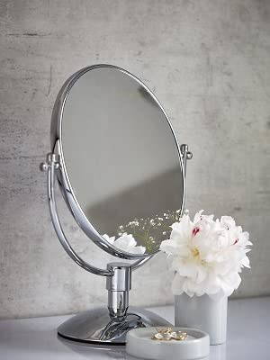 Timelessly beautiful - Wall-mounted and standing mirrors for styling, make-up and shaving