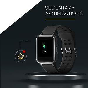 sedentary notification