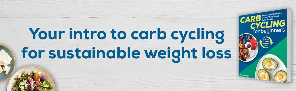 carb cycling,weight loss,low carb,low carb diet books,carb cycling for women