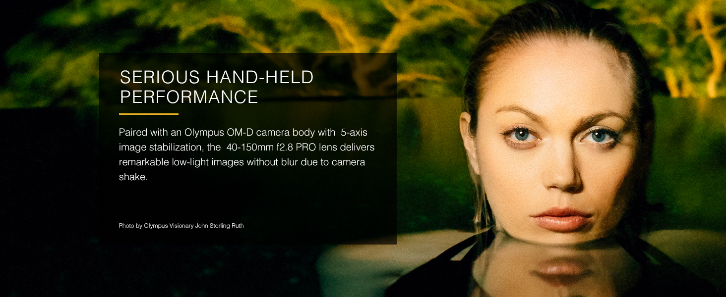 Serious Hand-Held Performance