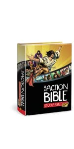 The Action Bible Study Bible ESV