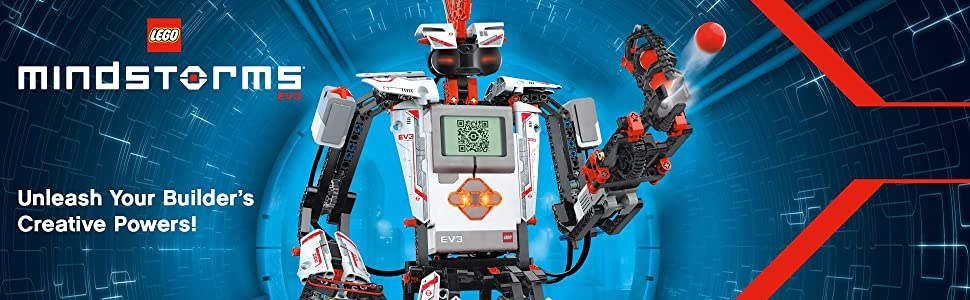 Amazon Com Lego Mindstorms Ev3 31313 Robot Kit With Remote Control