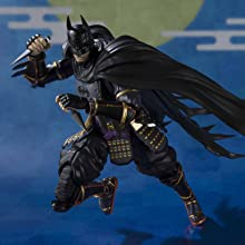 Amazon.com: Bandai Tamashii Nations Ninja Batman Figura de ...