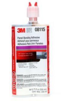 3M 08115 Panel Bonding Adhesive - 200 ml