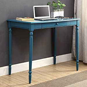 desk french traditional lathe turned legs traditional modern office living family room