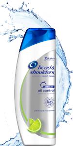 Instant Oil Control Shampoo