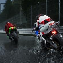track rain