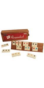 Classic game of rummikub