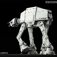 Bandai Star Wars Model Kit | Movie Motion