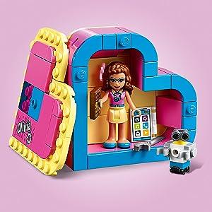 Friends, LEGO, toy, box