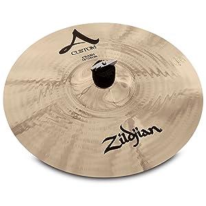 Zildjian, A, Custom, A Custom, 14, 15, 16, 17, 18, 19, 20, crash, cymbal, percussion, professional