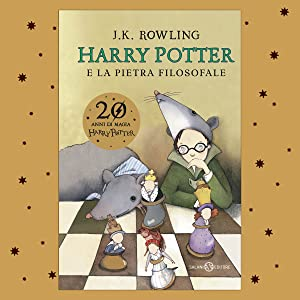 Harry Potter, J.K. Rowling, HP, Wizarding World, Salani