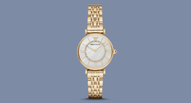 Emporio Armani Designer Women's Watch