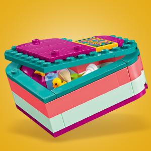 LEGO Friends - Caja Corazón de Verano de Andrea Nuevo juguete de construcción (41384): Amazon.es: Juguetes y juegos
