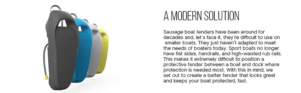 modern boat bumper fenders