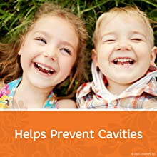Anticavity products for babies and kids teeth.