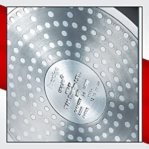 Prestige Inner Lid Aluminium Pressure Cooker