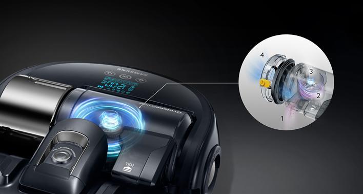 Amazon Com Samsung Powerbot R9250 Robot Vacuum Works