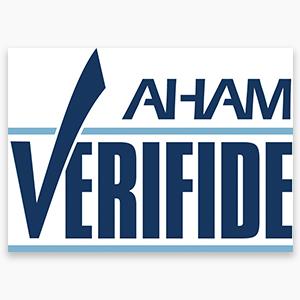 AHAM Verifide