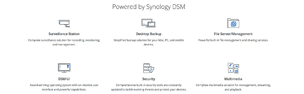 Synology NAS Diskstation DS218J Storage Media Computer IT Business