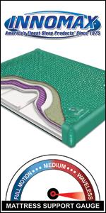 InnoMax Genesis 900 Hardside Waterbed Mattress