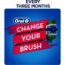 Change your brush