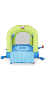 ittle Tikes Splash n' Spray Inflatable Bouncer