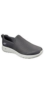 skechers slip-on tennis shoes for men